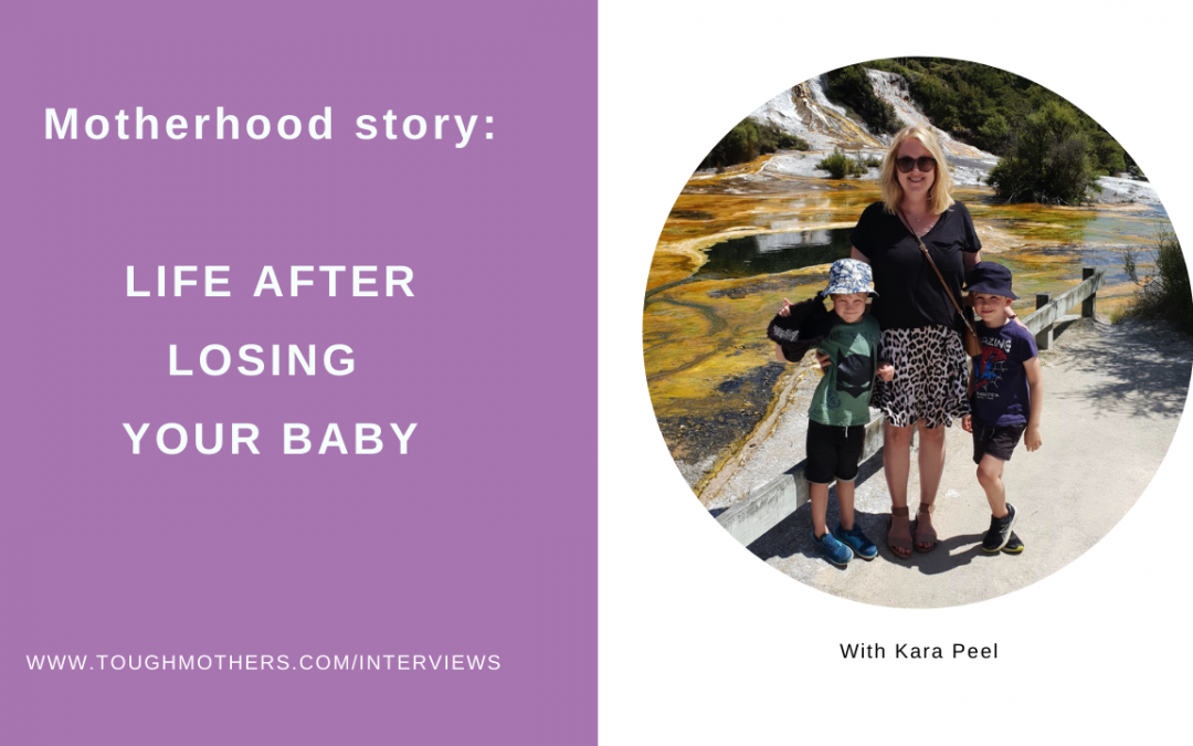 Episode #5: Life after losing your baby