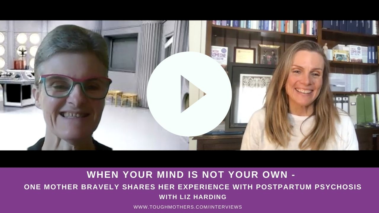 When your mind is not your own – one mother bravely shares her experience with postpartum psychosis