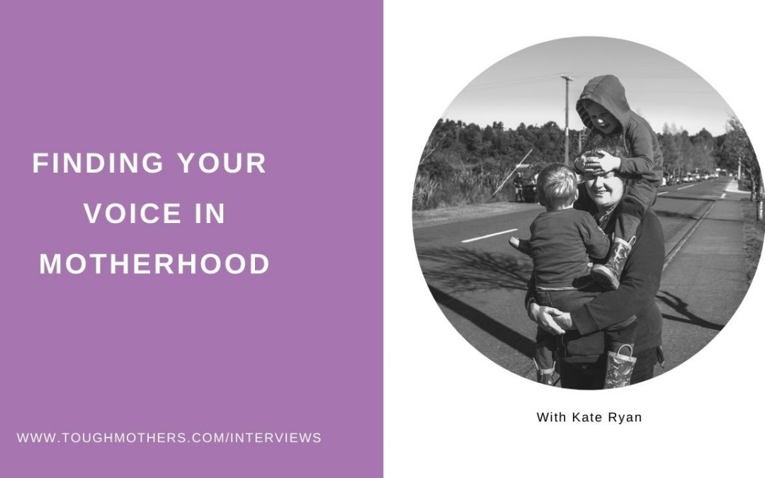 Episode #10: Finding Your Voice In Motherhood