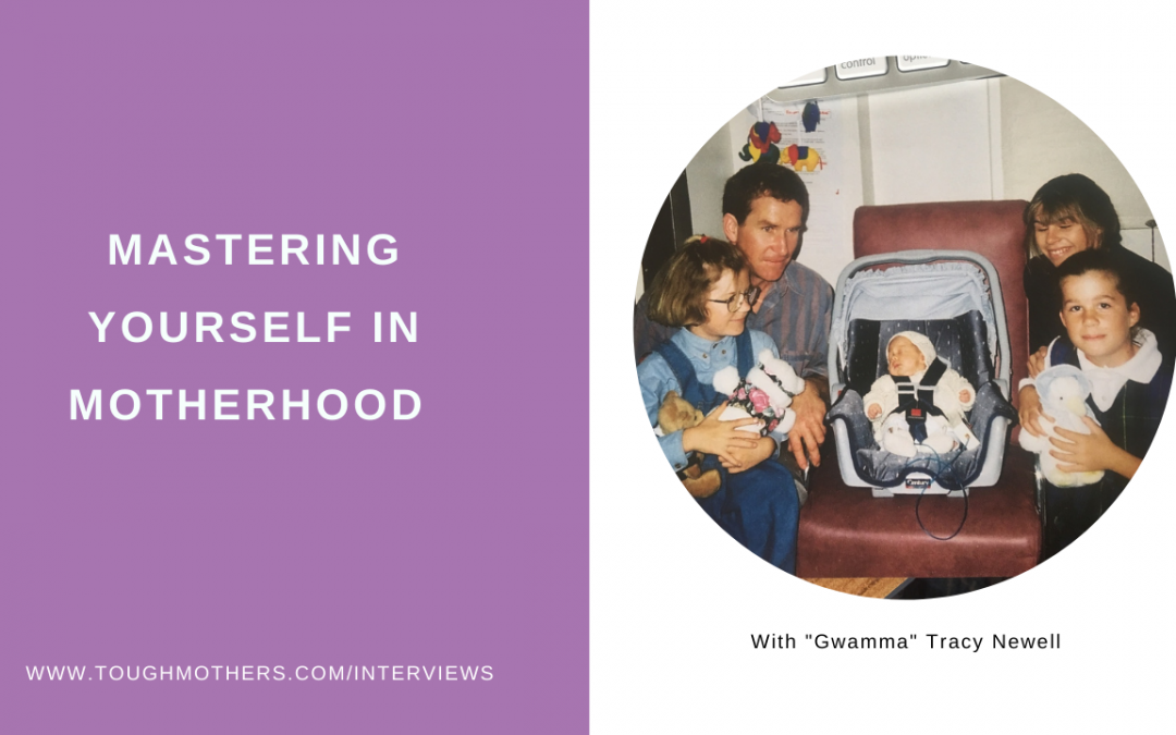 Episode #12: Mastering Yourself In Motherhood