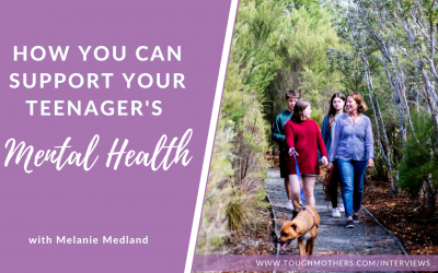 Episode #14: How to support your teenager's mental health